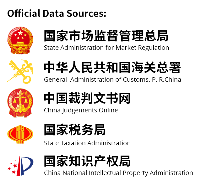 Official Data Sources